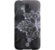 Macro Snowflake Samsung Galaxy Case/Skin