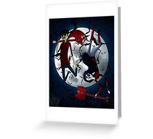 Marshall Lee & Marceline Greeting Card