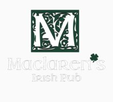 Maclaren's Irish Pub by chinkychowzow