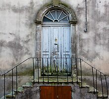 Classic French Door by Mark Hood