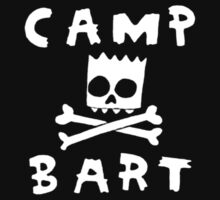 CAMP BART (the simpsons) by Ritchie 1