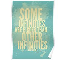 Some Infinities Poster
