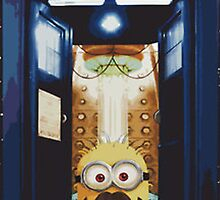 Dr. Minion. by amyg213