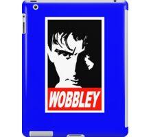 WOBBLEY iPad Case/Skin