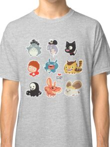 Studio Ghibli Friends Classic T-Shirt
