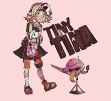 Tiny Tina by The Flaming  Potato