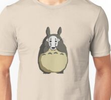Totoro Mask Unisex T-Shirt