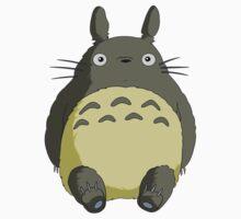 Totoro by pacmen