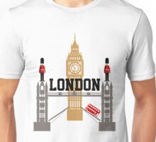London City Unisex T-Shirt