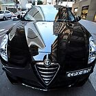 Alfa Romeo Reflection, Sydney, Australia 2013 by muz2142