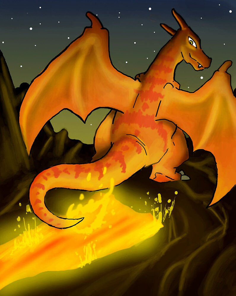 Charizard by Kingslive