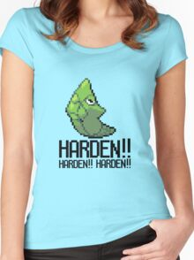 Harden forever Women's Fitted Scoop T-Shirt