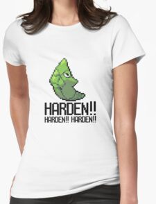 Harden forever Womens Fitted T-Shirt