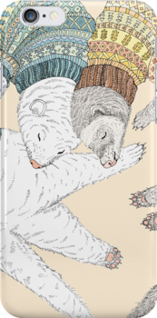 Love sleep by Ruta Dumalakaite