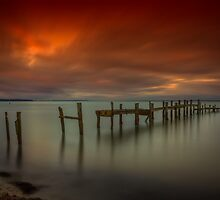 Binstead Hard Jetty by manateevoyager