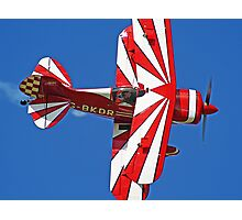 The Pitts Special - Shoreham 2013 Photographic Print