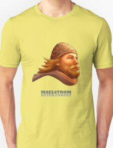 EPCOT Norway Pavilion MAELSTROM NEVER FORGET - Retro Disney - Viking T-Shirt