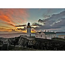 Bressay Lighthouse, Shetland Photographic Print
