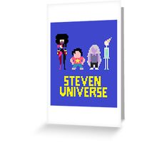 Steven Universe Greeting Card