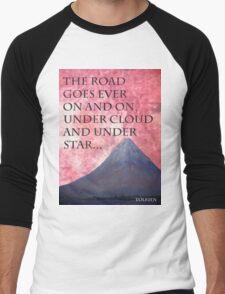 The Road Men's Baseball ¾ T-Shirt