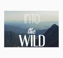 into the wild Kids Clothes