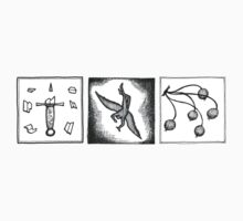 Minimalistic: The Amber Spyglass by donatepurple