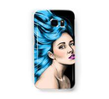 World on her Shoulders Samsung Galaxy Case/Skin