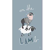 On the LAMb Photographic Print