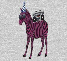 Party Animal  Zebra Design by bc98