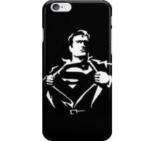 Superblack iPhone Case/Skin