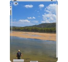 Out of his depth... iPad Case/Skin