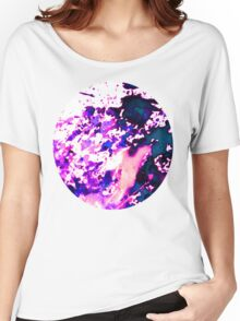 wild Purple Women's Relaxed Fit T-Shirt