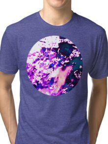 wild Purple Tri-blend T-Shirt