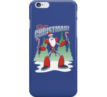 RoboSanta 2000 iPhone Case/Skin