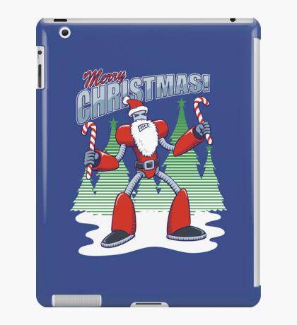 RoboSanta 2000 iPad Case/Skin