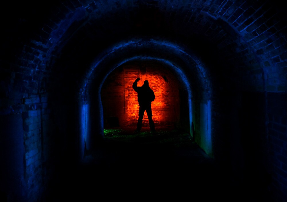 7.12.2013: In the Tunnel V by Petri Volanen
