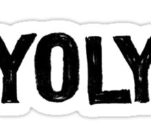 Hyolyn Love & Hate 4 Sticker