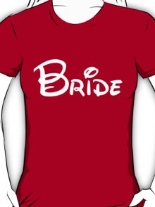 Bride Letters T-Shirt