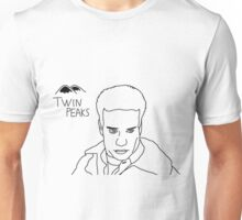 Twin Peaks: James Unisex T-Shirt
