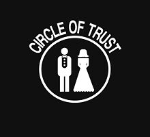 Circle of Trust. Marriage Womens Fitted T-Shirt