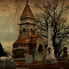 Oakland Cemetery, Atlanta, Ga by Scott Mitchell