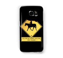 Headless Horseman case Samsung Galaxy Case/Skin