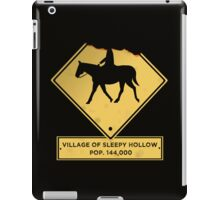Headless Horseman case iPad Case/Skin