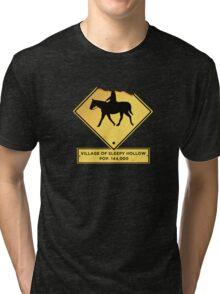 Headless Horseman case Tri-blend T-Shirt