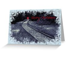 Merry Christmas - greeting card Greeting Card