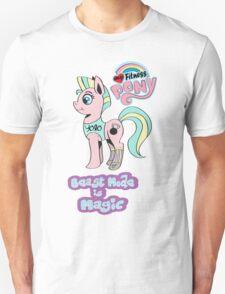 little pony-female  Unisex T-Shirt