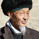 Old Man of the Altai Mountains by John Douglas