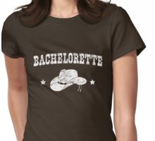 Cowboy Bachelorette Vintage Womens Fitted T-Shirt