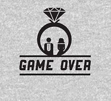 Game over Wedding Ring Unisex T-Shirt