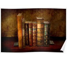 Librarian - Writer - Antiquarian books Poster